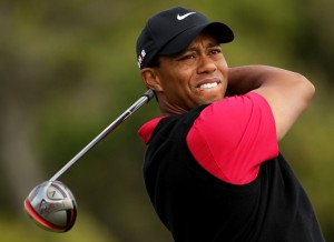 Tiger Woods Still Fights for the Claret Jug at 38