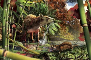 Tiny Hedgehog Fossil Revealed