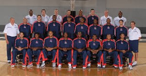 Third Pull Out from USA Basketball Team