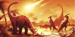 """Dinosaur Extinction Blamed on """"Bad Luck"""" and """"Bad Timing"""""""