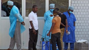 U.S. Citizen showing Symptoms Tested for Ebola in Ghana