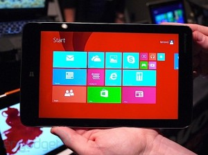 Lenovo Says it Will Still be selling 8-in Windows tablets