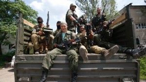 Weapons Still Being Sent To Ukrainian Separatists by Russia