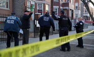 A violent Weekend Results in 40 Wounded and 4 Killed in Chicago