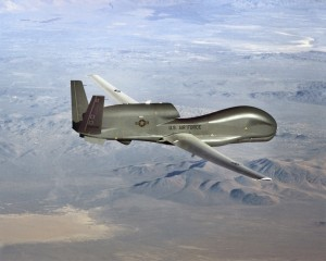 Surveillance Drones Already Flying over Syria after Obama's Authorization