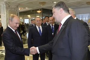 Discussions Are Over between Putin and Poroshenko Yet Much Remains Undecided
