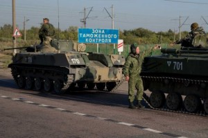 Russia Denies That Its Vehicles Were Destroyed in Ukraine