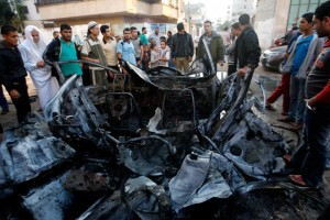 Israeli Attempts on the Life of Hamas' Military Chief
