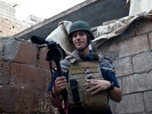 A Video Meant to Show the Beheading of US Journalist James Foley Released Tuesday