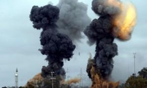 Libya Secretly Attacked by Arab Nations