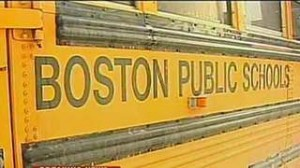 Boston School Buses