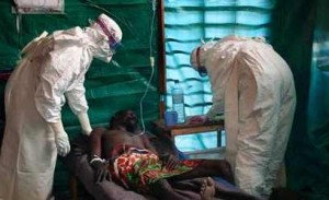 Ebola Patients Flee