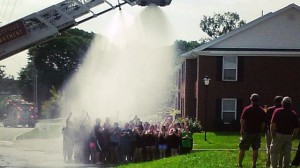 Four Kentucky Firefighters Injured During Ice Bucket Challenge