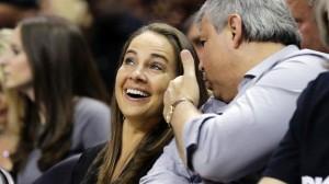 San Antonio Spurs Added WNBA Player Becky Hammon to Their Staff