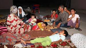 Yazidi Rescue from Mt. Sinjar Could Require U.S. Troop Involvement