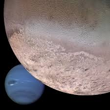 NASA Probe Passes Neptune on its Way to Pluto