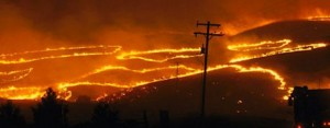 275 More Homes Evacuated because of Oregon Wildfire
