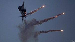 U.S. and Allies Begin Airstrikes against ISIS in Syria