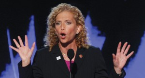 Debbie Wasserman Schultz's Reign of the DNC on the Wane