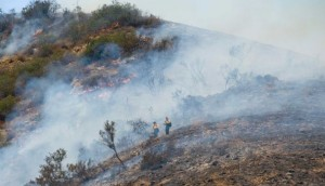 Two North California Wildfires Prompt Emergency Evacuations