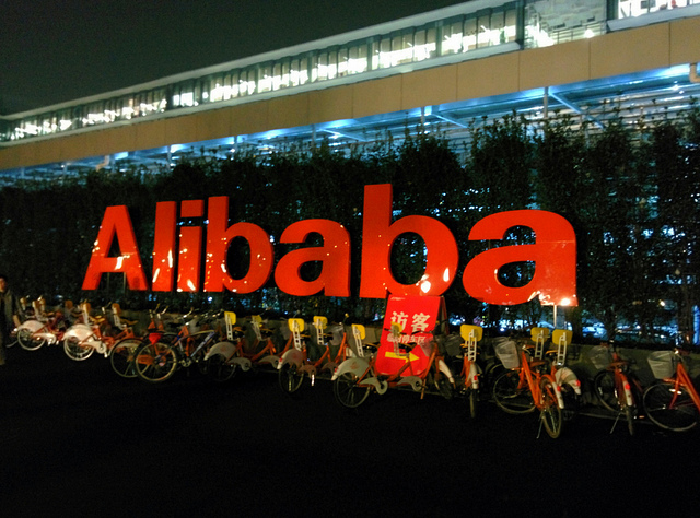 Alibaba Valued at $231 Billion