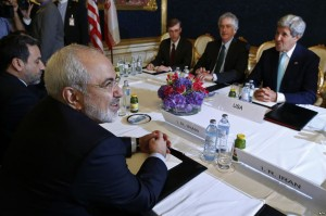 U.S. Secretary of State Meets with Iranian Counterpart to Discuss ISIS