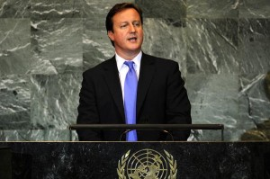 Cameron Calls for Parliamentary Debate on the U.K.'s Involvement in Iraq Airstrikes