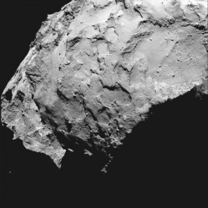 ESA Chose Comet Landing Site for Rosetta Space Mission