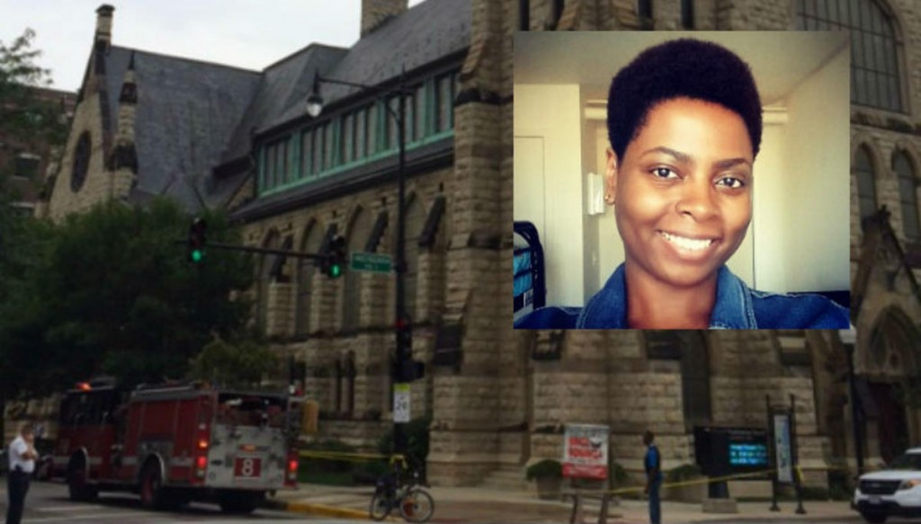 Falling Decorative Stone Kills Mother of Two in Chicago