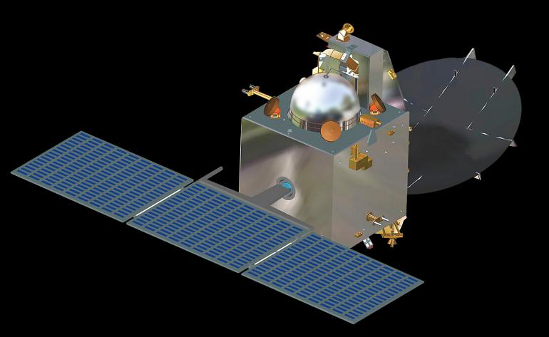 Indian Low-Cost Satellite Enters Mars Orbit