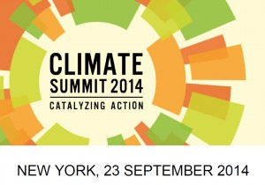 New York Gets Ready for UN Climate Change Summit