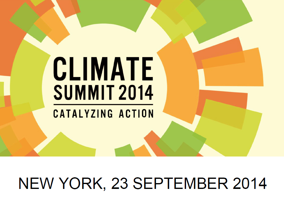 New York Gets Ready for Climate Change Summit
