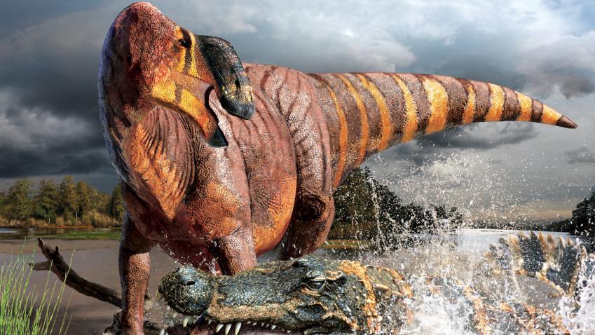 Nose King dinosaur
