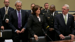 Lawmakers Assail Secret Service Chief Over Security Shortcomings