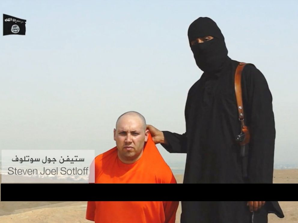 U.S. Journalist Steven Sotloff beheaded by ISIS