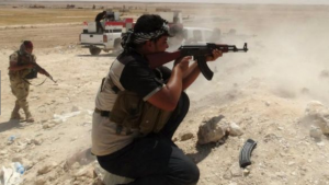 US Warplanes Strike Islamic State Near Haditha Dam