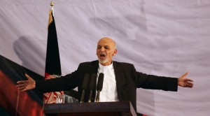 Ashraf Ghani Becomes President of Afghanistan in a Historic Handover
