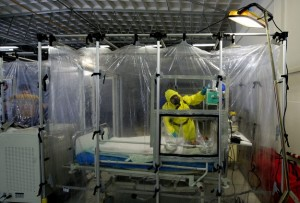 WHO Warns that Ebola Cases Could Reach 20,000 by November
