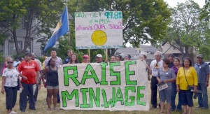 Workers Labor Group Attempts to Raise Minimum Wage in Wisconsin