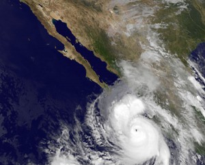Major Hurricane, 'Odile', Prompts Red Alert in Baja California