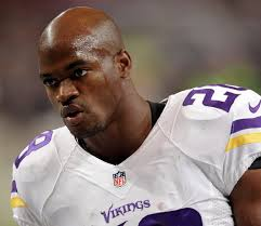Adrian Peterson Released on Bond Following Child Abuse Accusations