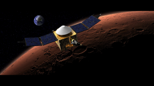NASA Spacecraft Seeking Answers to Lost Water Approaches Mars