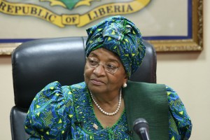 Liberian President Sacks 10 Senior Officials