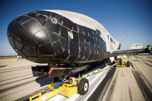 The Elusive Air Force Spacecraft, X-37B, Returns