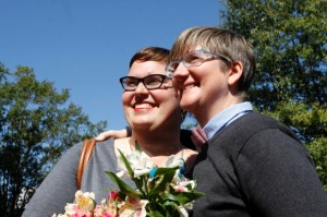 Same-Sex Marriages Begin to Be Officiated in the South