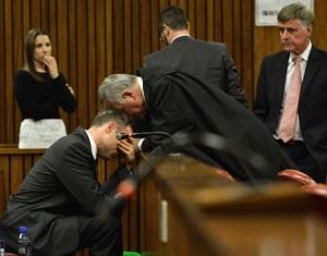 To Be or Not to be Free: Oscar Pistorius