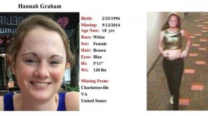Human Remains Found by Police May Belong to Missing UVA Student, Hannah Graham