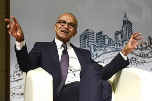 """Microsoft CEO Claims to Have Been """"Inarticulate"""" About Pay Disparity for Women"""