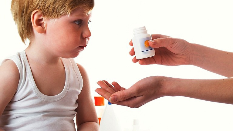 Children under 6 Experience Frequent Medication Mistakes