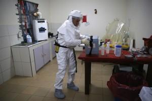 Ebola Vaccine Available Soon